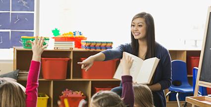 教学,终身的事业
